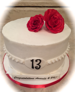 Anniversary Red Roses