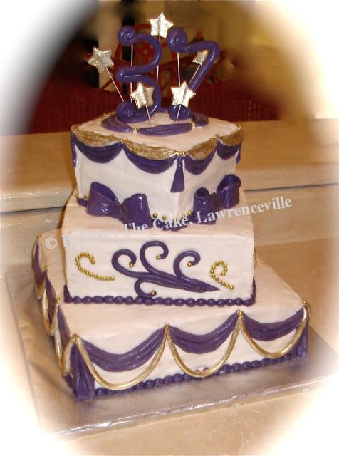 Purple & Gold celebration Cake.png