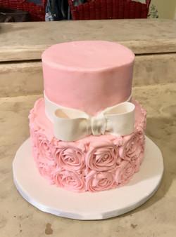#pinkbabyshower