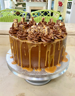 Chocolate & Caramel Overload