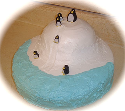 Sliding penguins cake.png