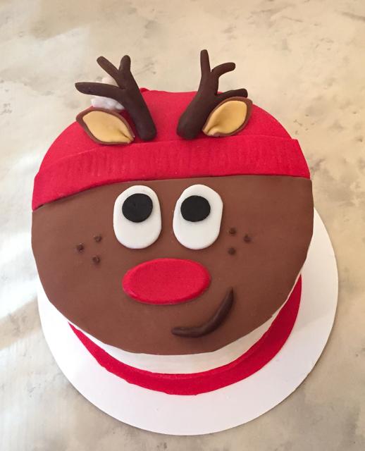 #reindeercake