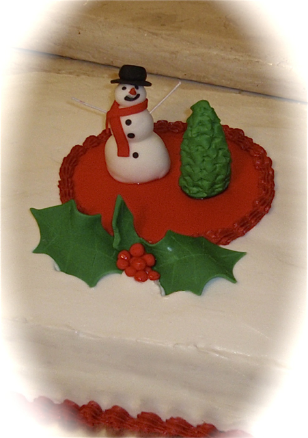#Christmascaketopper
