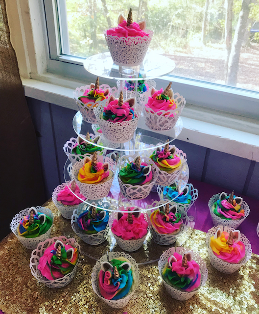 #unicorncupcakes