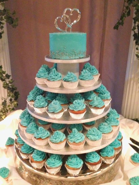 #cupcaketower