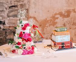 Wedding & Groom's Cakes