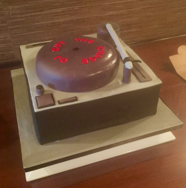 #recordplayercake #3dcake