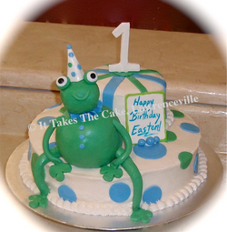 Hoppity Birthday Frog Cake.png