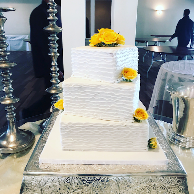 #buttercreamwedding