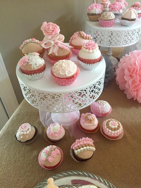 #babyshower #babyshowercupcakes