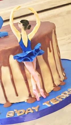 #balletcake