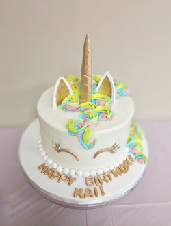 #unicorncake
