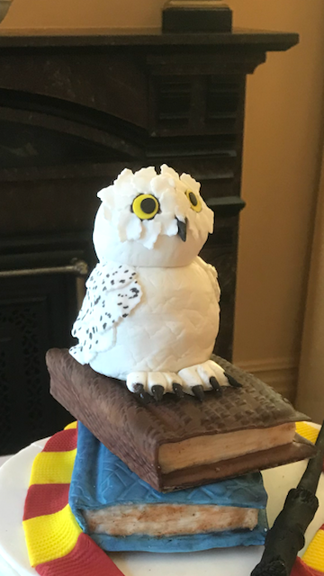 #owlcake