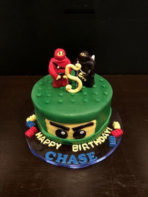 #ninjacake