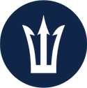 Fathom5 Trident Logo