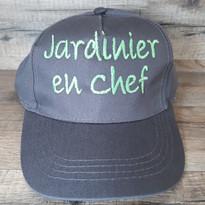 casquette_brodée_jardinier_en_chef_les_b