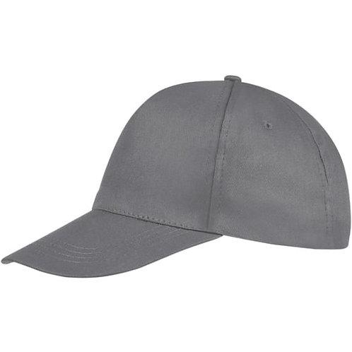 Casquette grise personnalisable
