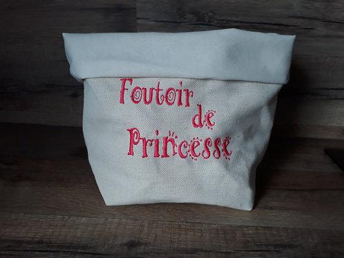 Vide poche Foutoir de Princesse