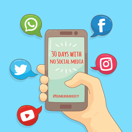 30 Days Without Social Media | The Lab