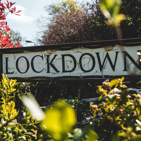 Lockdown 2.0: Here We Go Again   The Column