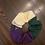 Thumbnail: Fat Tuesday scrunchie