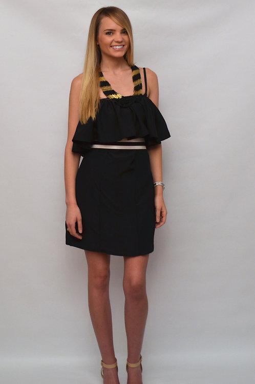 The Covington Dress in Black