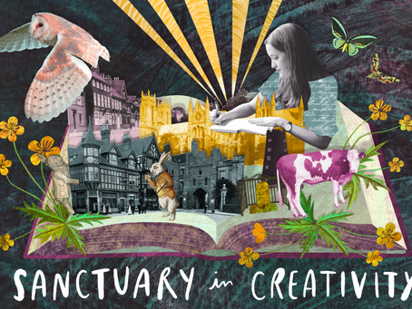 Sanctuary in Creativity project announced for 2021!