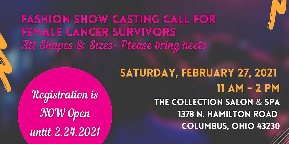 Survivor's Casting Call