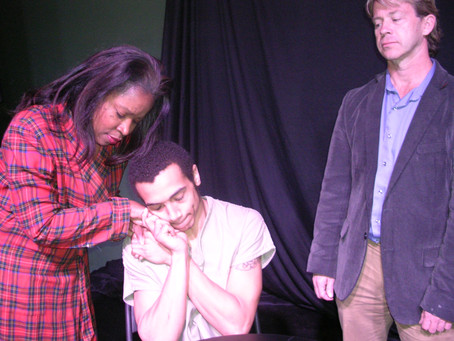 Theater review | 'Twelve Hours': Compelling characters drive Death Row drama