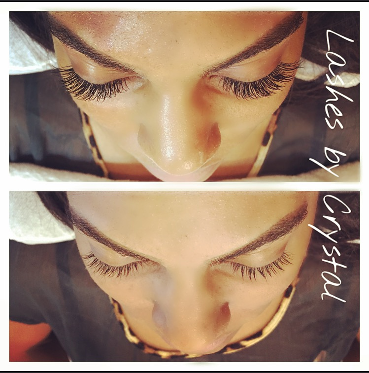 Classic Lashes 100 Lashes Per Eye