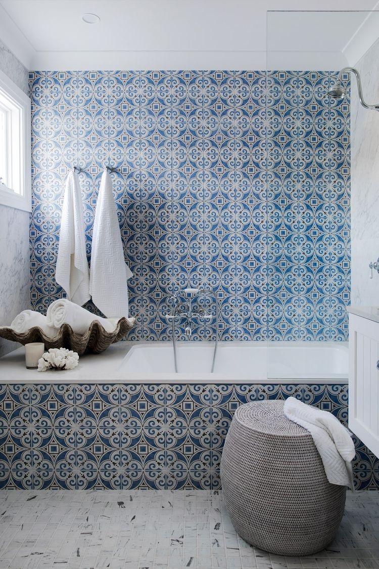 Patterned Tiles Sydney