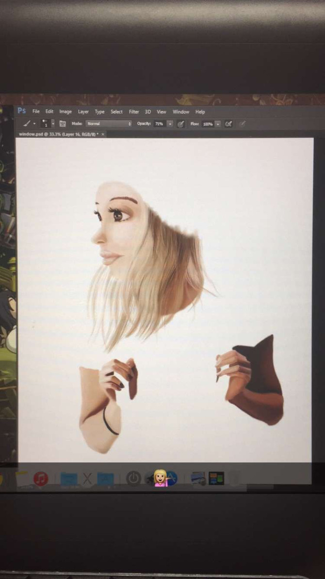 Digital Art: Window Shopping