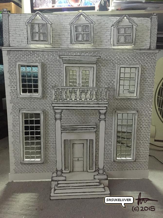 WIP: House set
