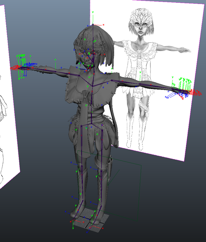 Rigging: Joints