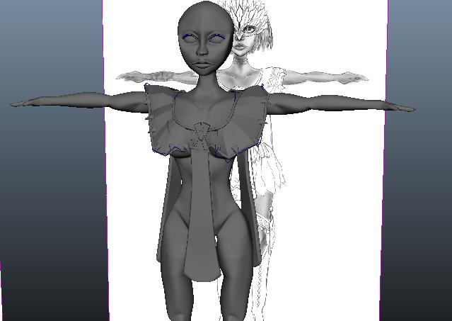 Model: Clothes