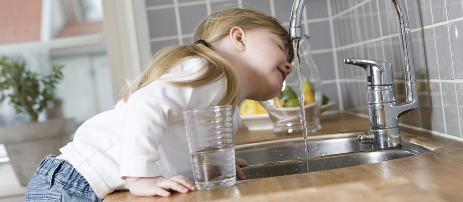 Uns ist Ihre Gesundheit wichtig - Warum Sie immer genug trinken sollten.
