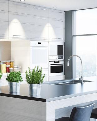 Flächendesinfektion für Räume, wie Küchen, Restaurants etc.