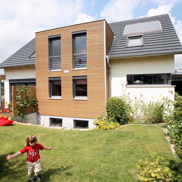 Schutz in Ihrem Einfamilienhaus