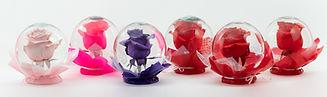 Blushing Flower Globe Mix