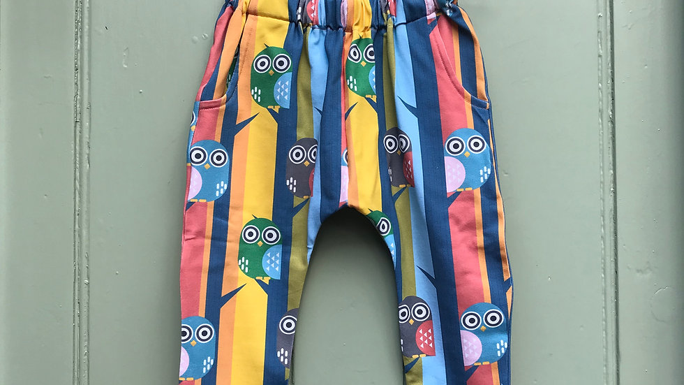 Pocket Trousers in Patrick the Owl .