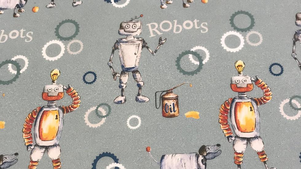 Harem Rompers in Robots