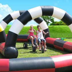 FIESA4KIDS-TRIKE-RACING-INFLATABLE BOUNC