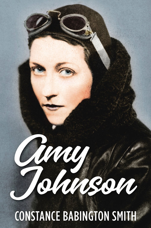 Amy Johnson Hardback