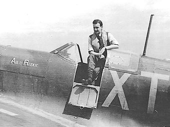 RAF Turnhouse 1940, Flt.Lt. Laurie Cunni