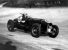 Classic image of Bentley 4.5 litre at sp