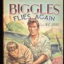 Biggles Flies Again