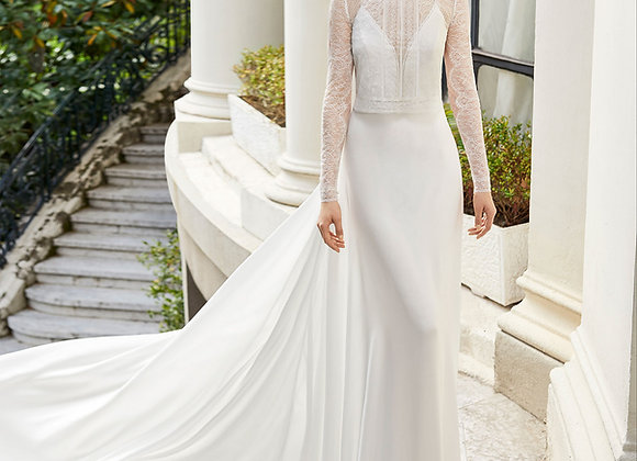 Rosa Clara Couture - Misterio Gown