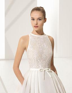 Pando Dress by Rosa Clara