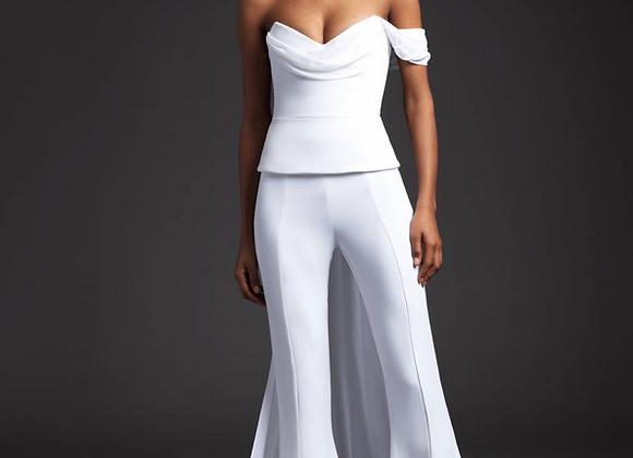 Cushnie Bridal - Bianca Flare Pants