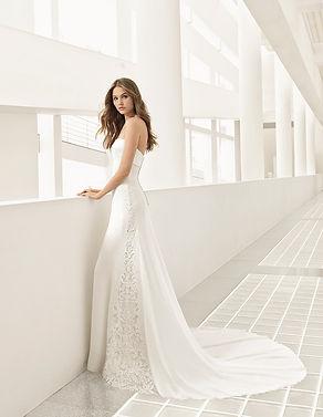 Poder Dress by Rosa Clara